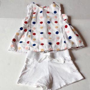 🌈Oshkosh & Carter 4T Set Clothing
